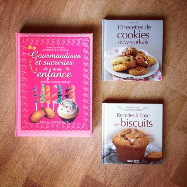 Livres culinaires