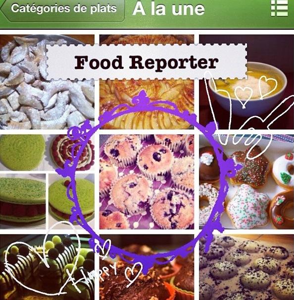 Food Reporter
