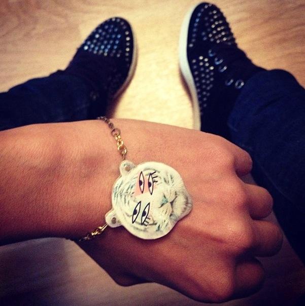 Bracelet santa cara