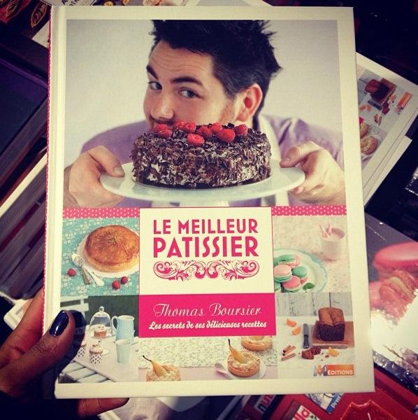 "Thomas ""Meilleur Pâtissier"""