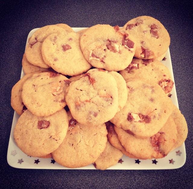 Cookies au mars