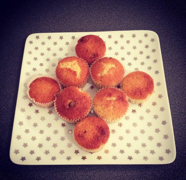 Muffin semoule