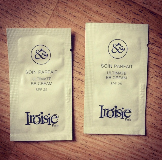 BB cream Iroisie