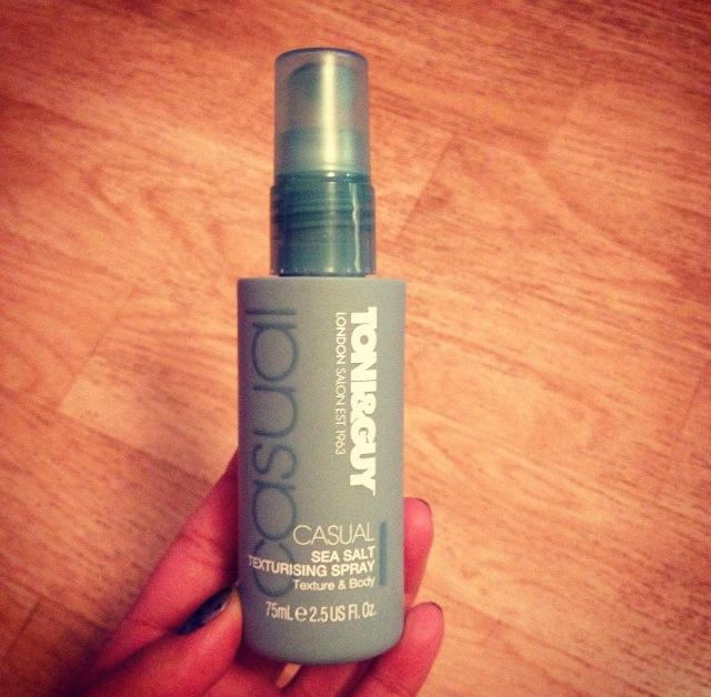 Spray pour cheveux