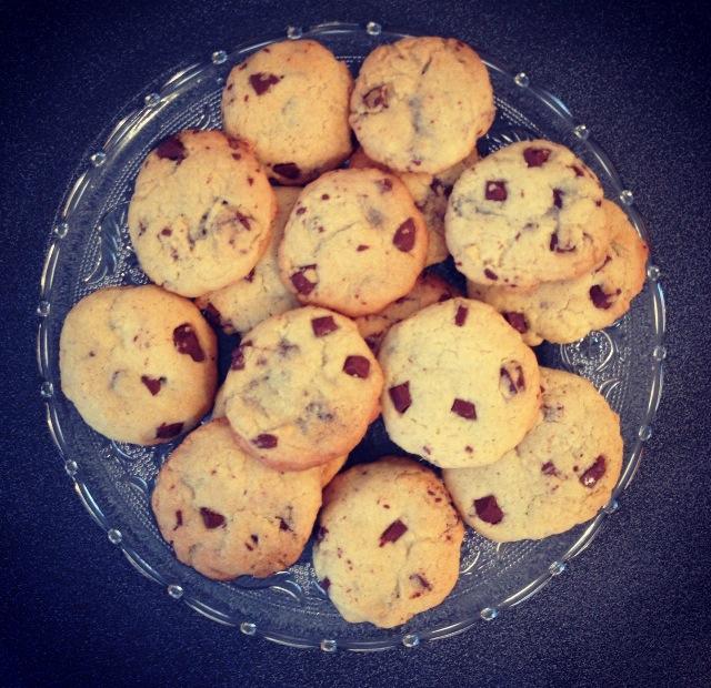 Cookies fourrés à l'Ovomatine