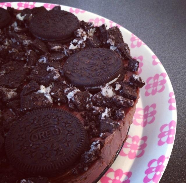 Cheesecake Nutella-Oréos