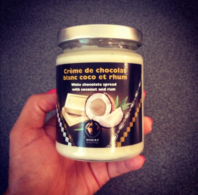 Crème de chocolat