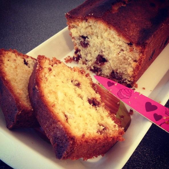 Cake crunch-coco