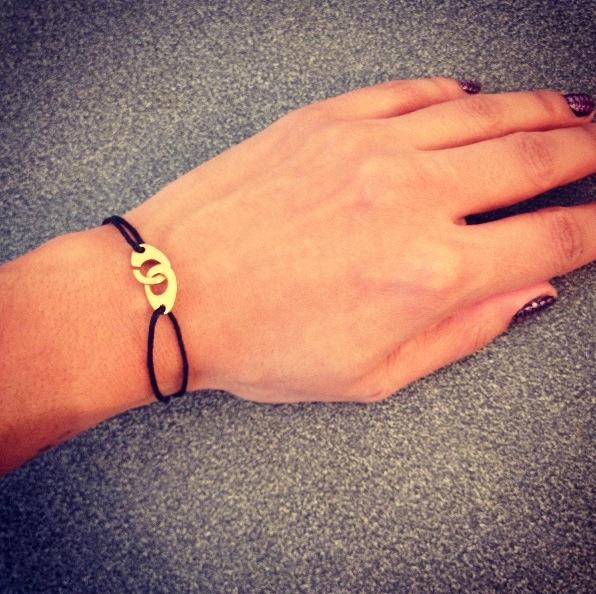 Bracelet menottes Snooki2b
