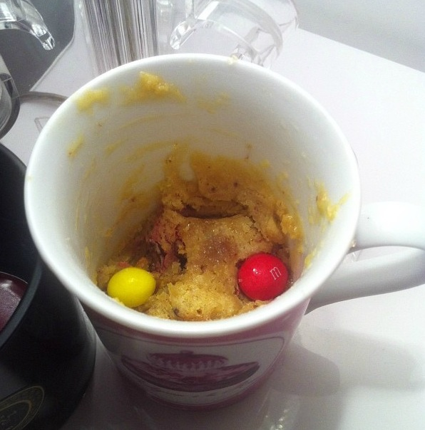 Mug cookie