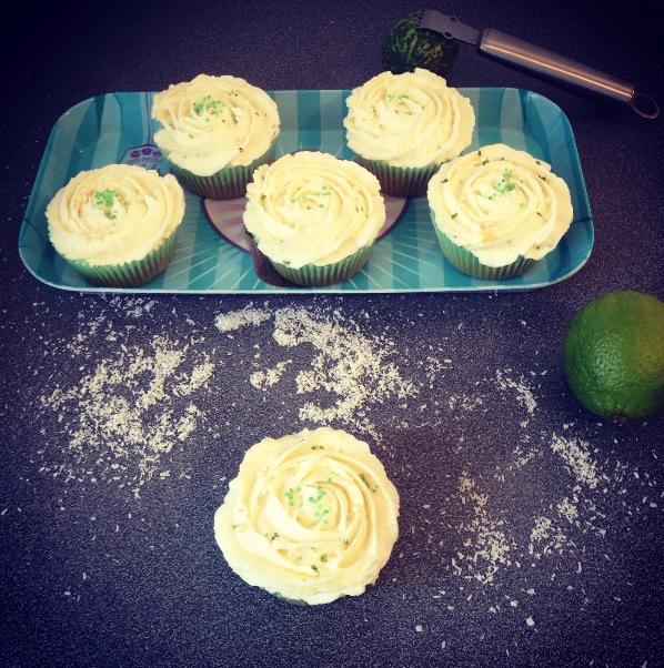 Cupcakes tout coco