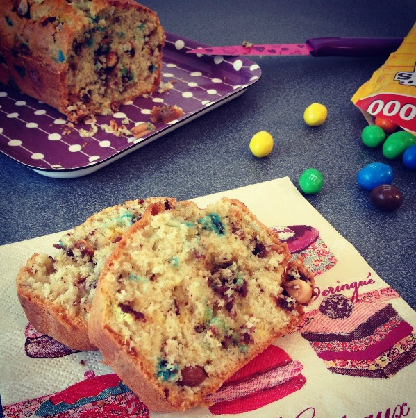 Cake m&m's