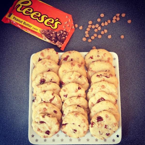 Cookies pépites de Reese's