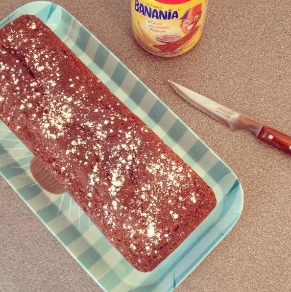 Cake Banania-banane