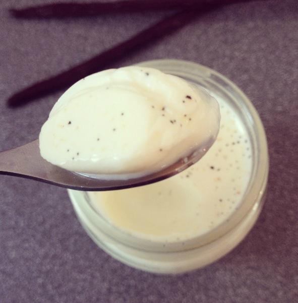 Yaourt au lait concentré sucré