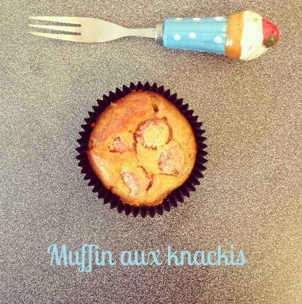 Muffins aux knackis