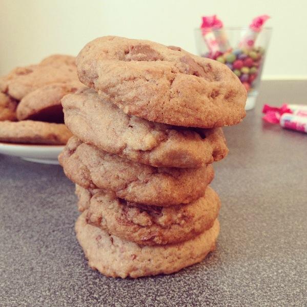 Cookies au Nesquik
