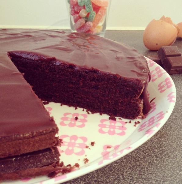 Gâteau du diable