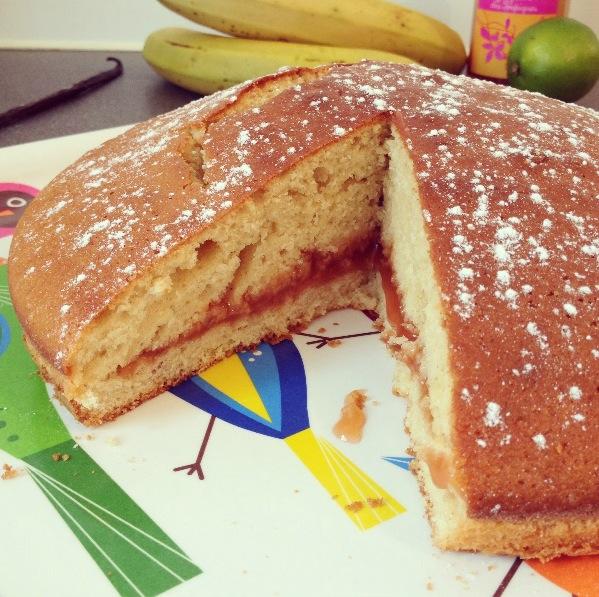 Gâteau épicé