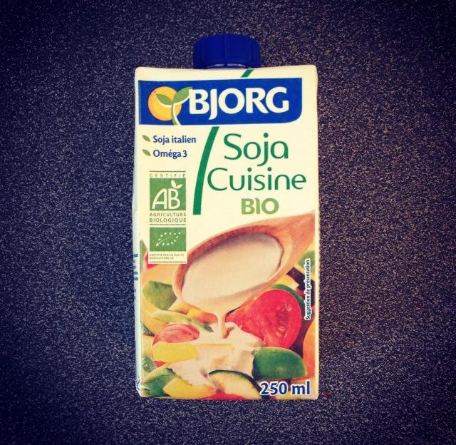 Soja cuisine