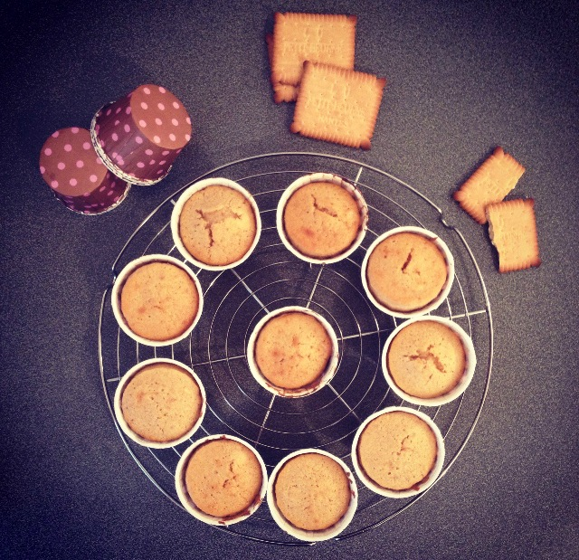 Muffins biscuités