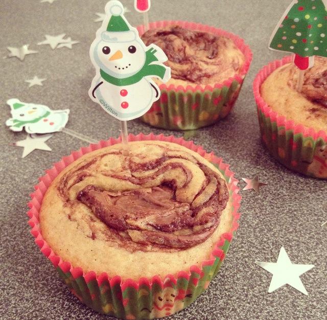 Muffins de Noël