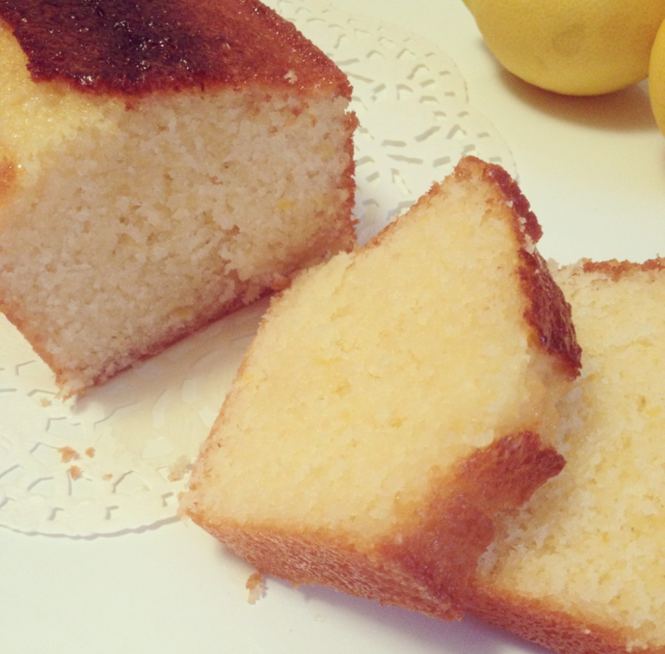 Cake  Ef Bf Bd La Creme Fraiche Au Citron Video