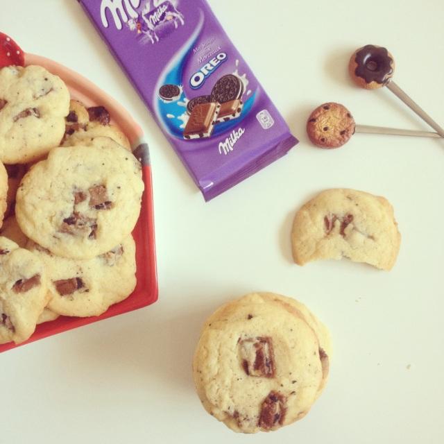 Cookies au chocolat Oréos