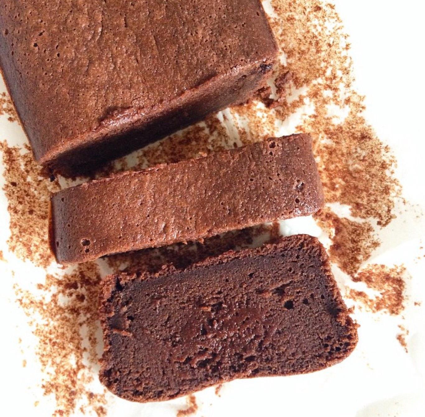 Gateaux au chocolat healthy