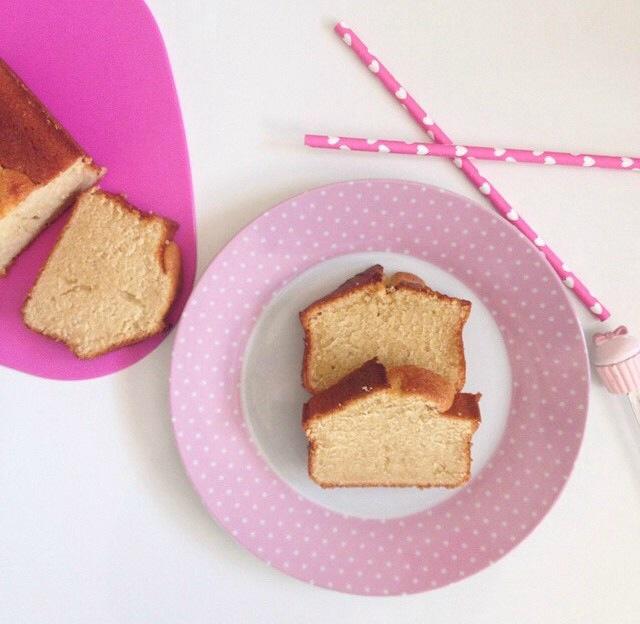 Cake rhum/vanille