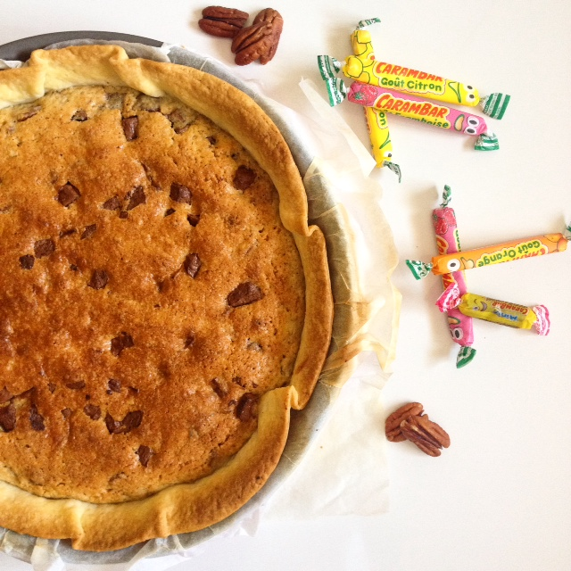 Tarte cookie