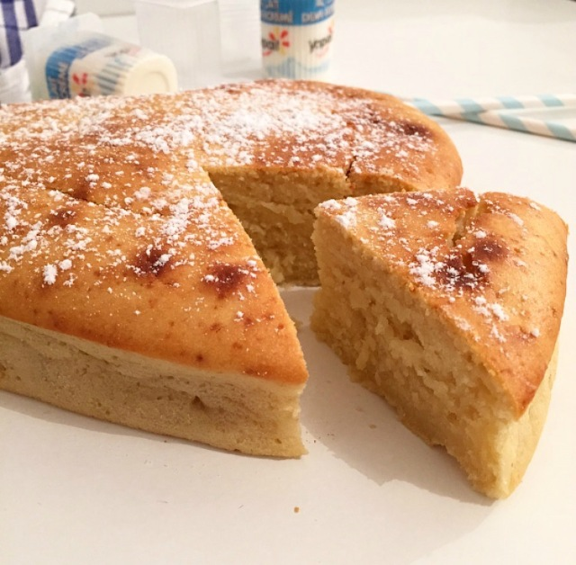 Gâteau aux petits-suisses