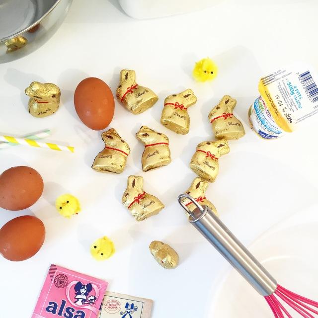 En préparation...Cupcakes
