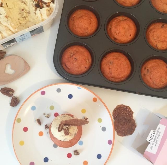 Pumpkin muffins revisités