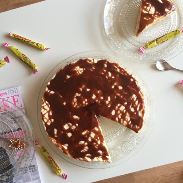 Cheesecake au Galak