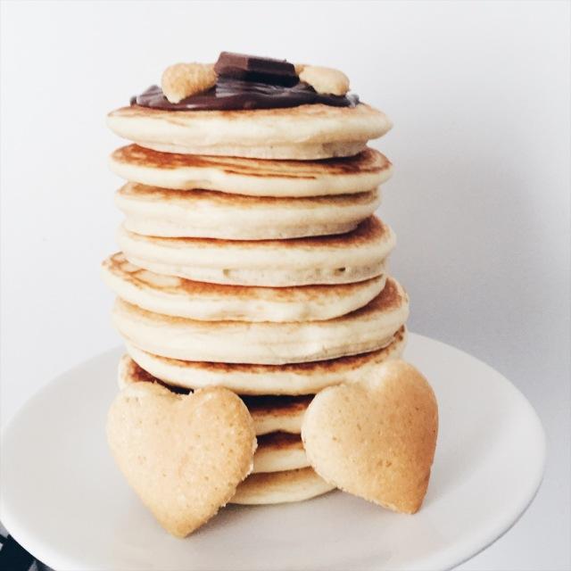 Pancakes du dimanche