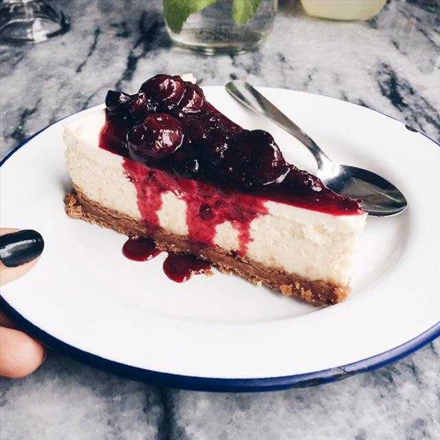 Cheesecake Restaurant PNY
